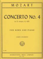 Mozart, Concerto No.4