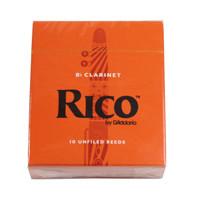Rico Clarinet Reed, Box of 10