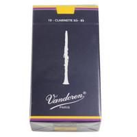 Vandoren Bb Clarinet Reeds