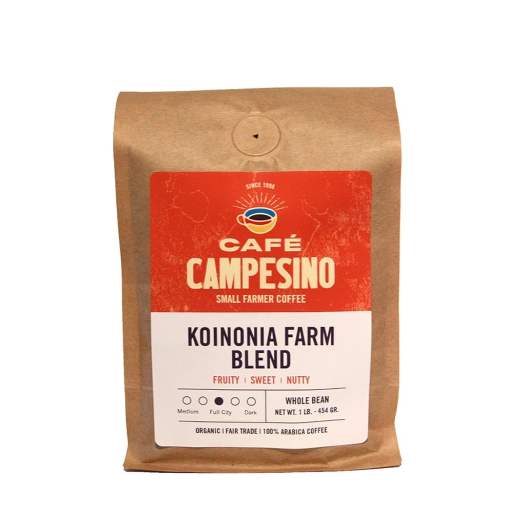 Koinonia Farm Full City Roast Coffee