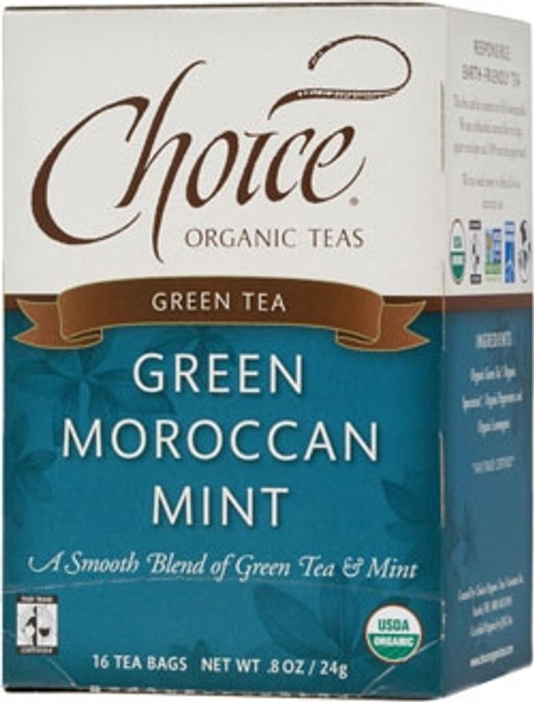 Choice Green Moroccan Mint Tea