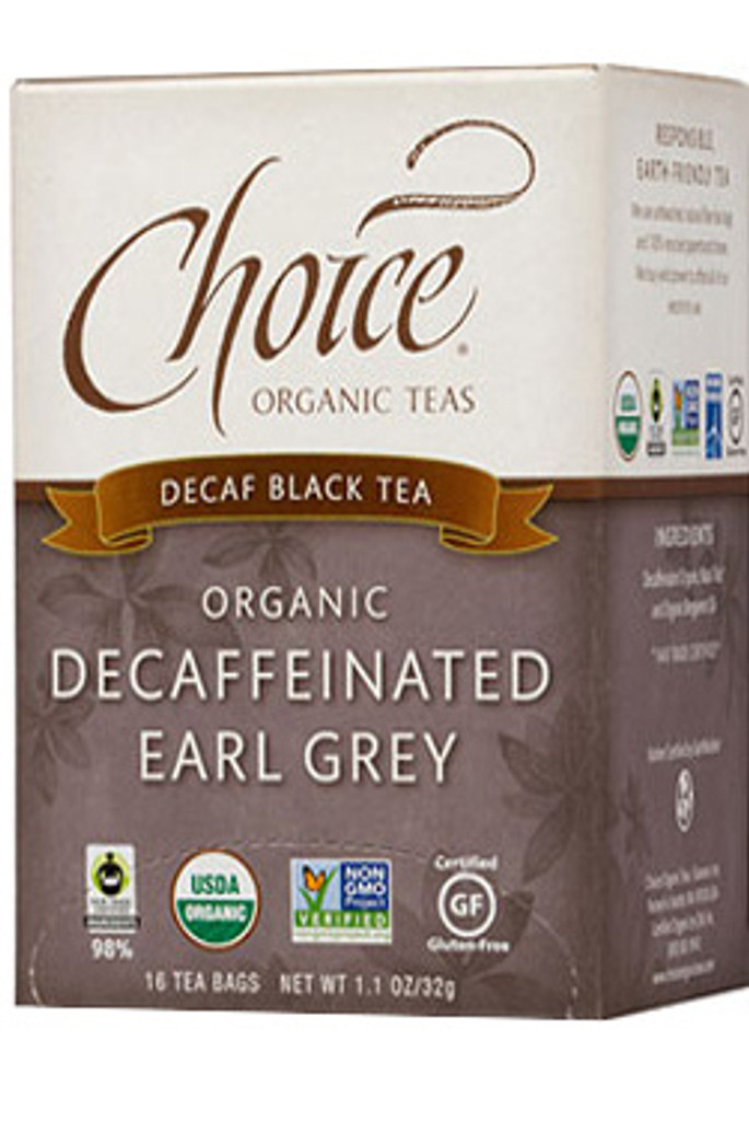 Choice Decaf Earl Grey Tea