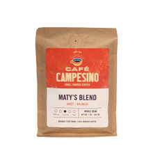 Maty's Blend Full City Roast Coffee