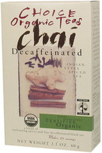 Choice Decaf Chai (Loose Leaf, 60g)