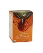 Rishi Pacific Peppermint Tea (caffeine free)