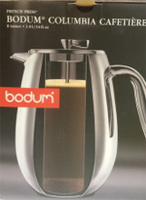 Bodum Columbia Thermal Press 34 oz
