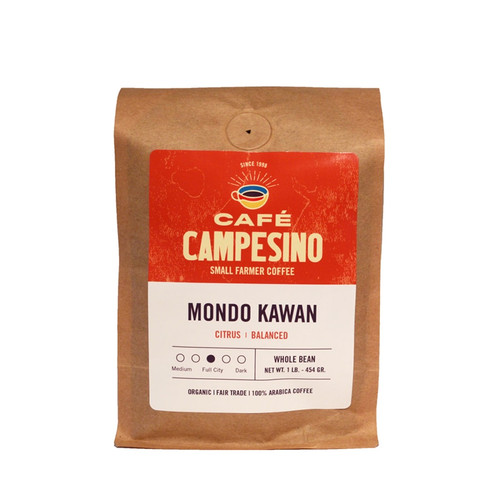 Mondo Kawan Blend Full City Roast Coffee