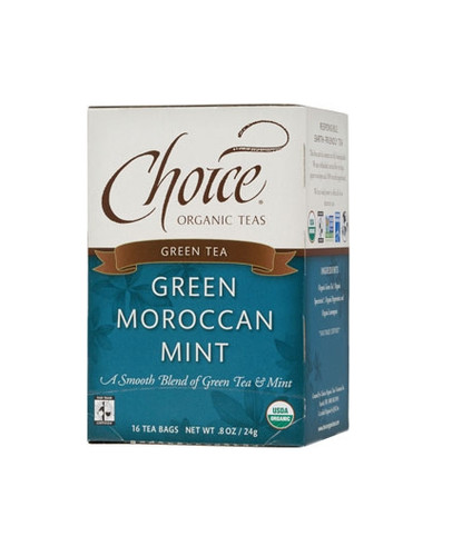 Choice Green Moroccan Mint Tea