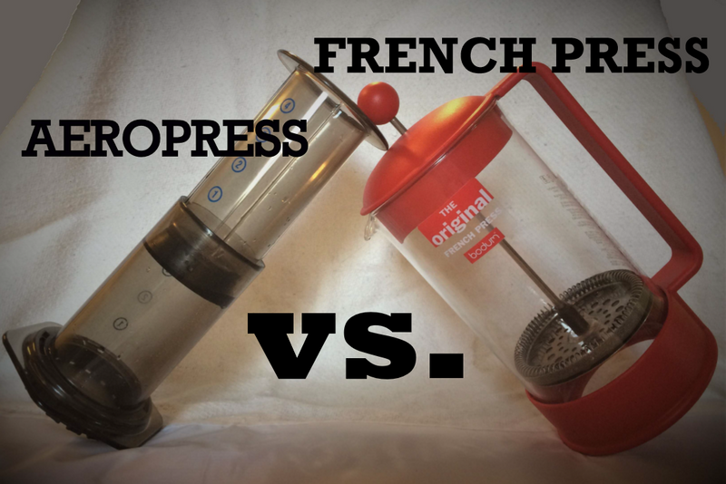 Aeropress Vs. French Press: Which is better and how do I choose?