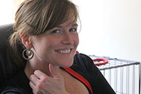 Cafe Campesino Marketing Director Nema Etheridge