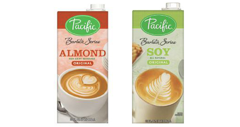 Wholesale Pacific Foods non-dairy milks