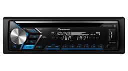 Pioneer DEH-S4010B CD Receiver