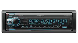 Kenwood eXelon KDC-X502
