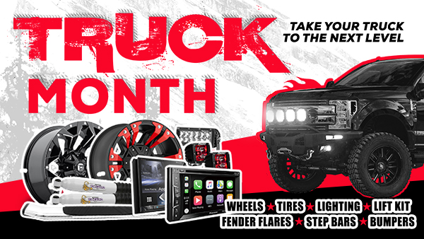 Truck & Jeep Accessories Sale!
