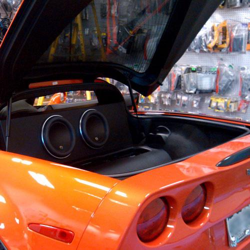 Drive In Autosound Installation Process