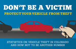 Don't be a Victim - Protect Your Vehicle from Theft