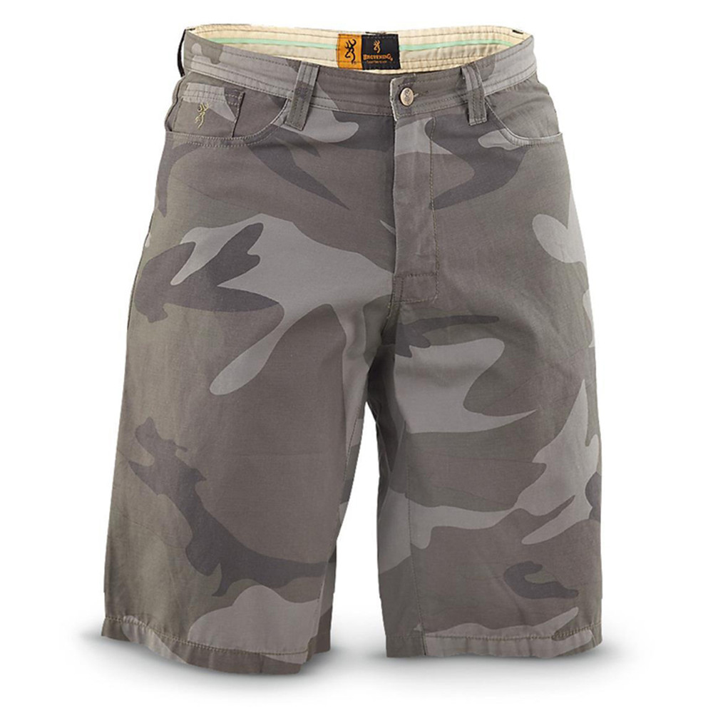 Browning Olympus Shorts In Desert Camo