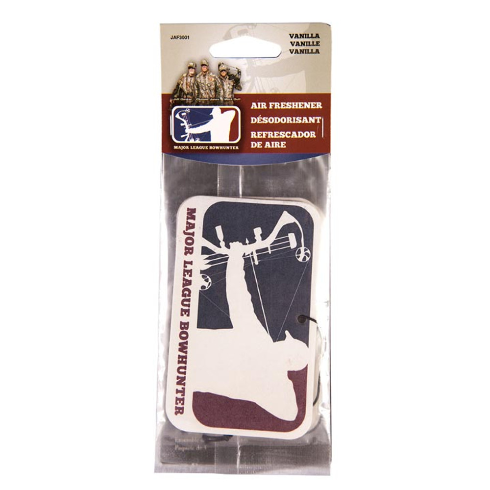 MLB Air Freshener, Vanilla