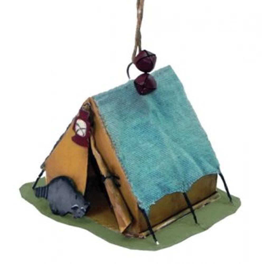 Prospectors Tent Ornament