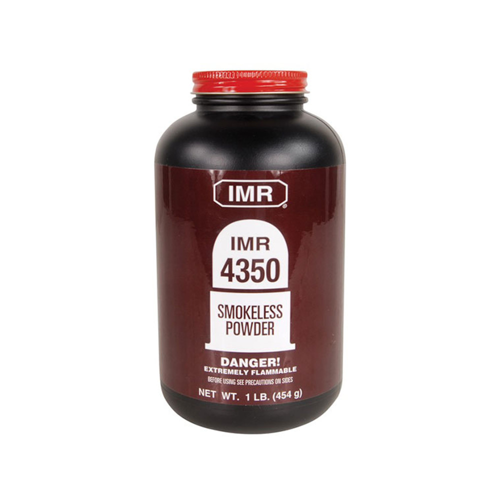 IMR 4350 Rifle Powder, 1 lb
