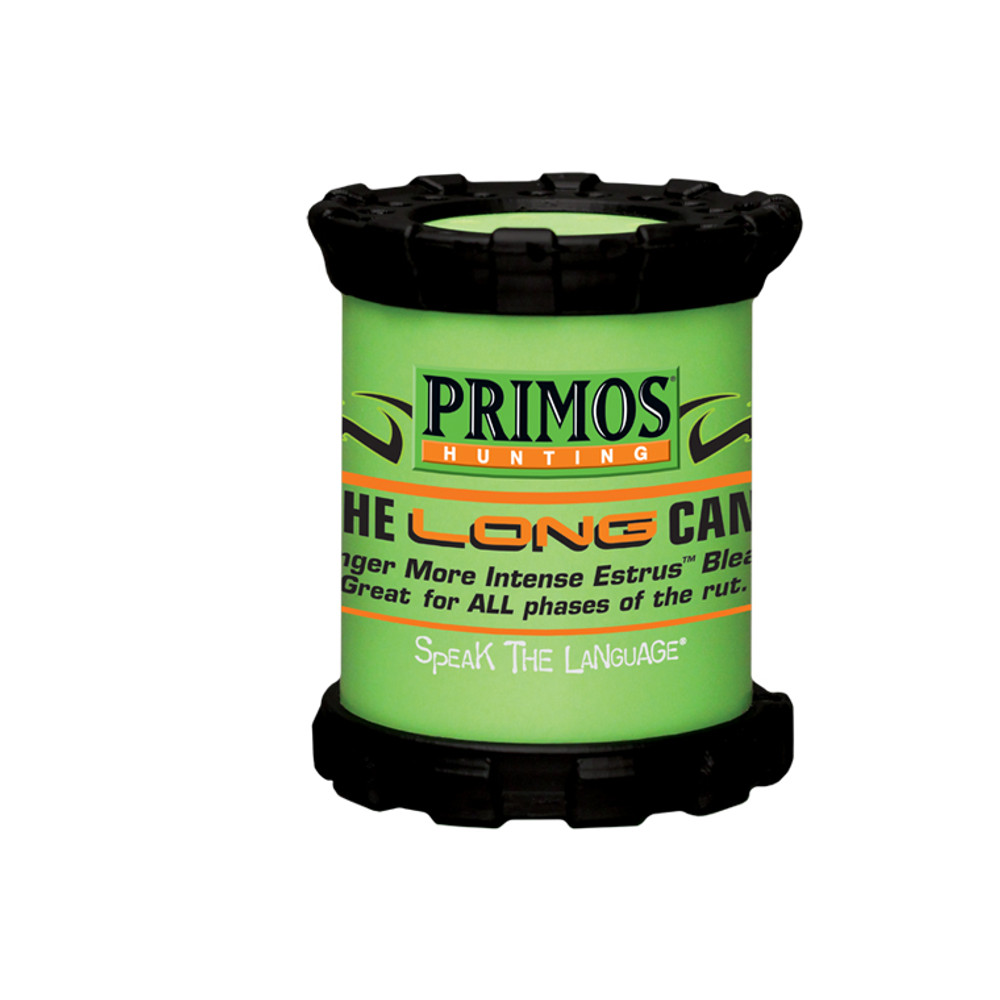 Primos 'The Long Can' Estrus Bleat With True Grip
