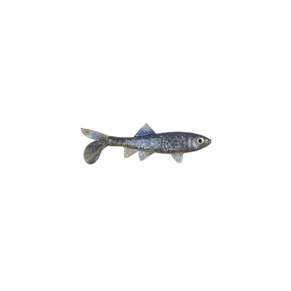 "Berkley Havoc Sick Fish, 5.5"" In Disco Shad"