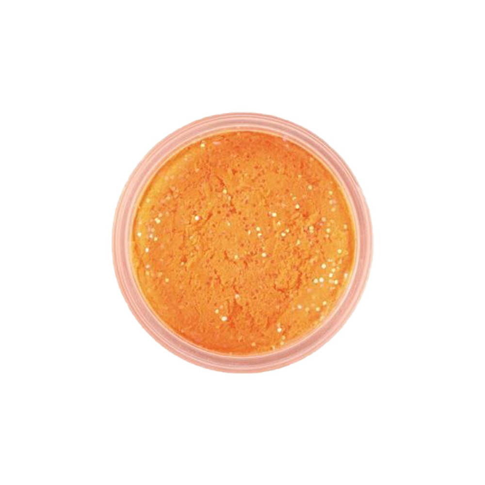 PowerBait Chroma-Glow Trout Bait, 50 g In Glitter Orange