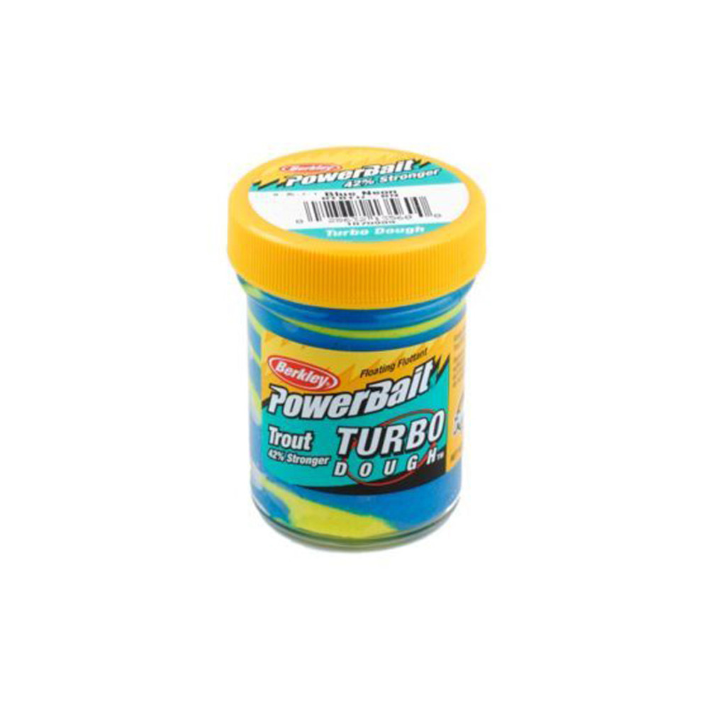 PowerBait Turbo Dough Neon Blue