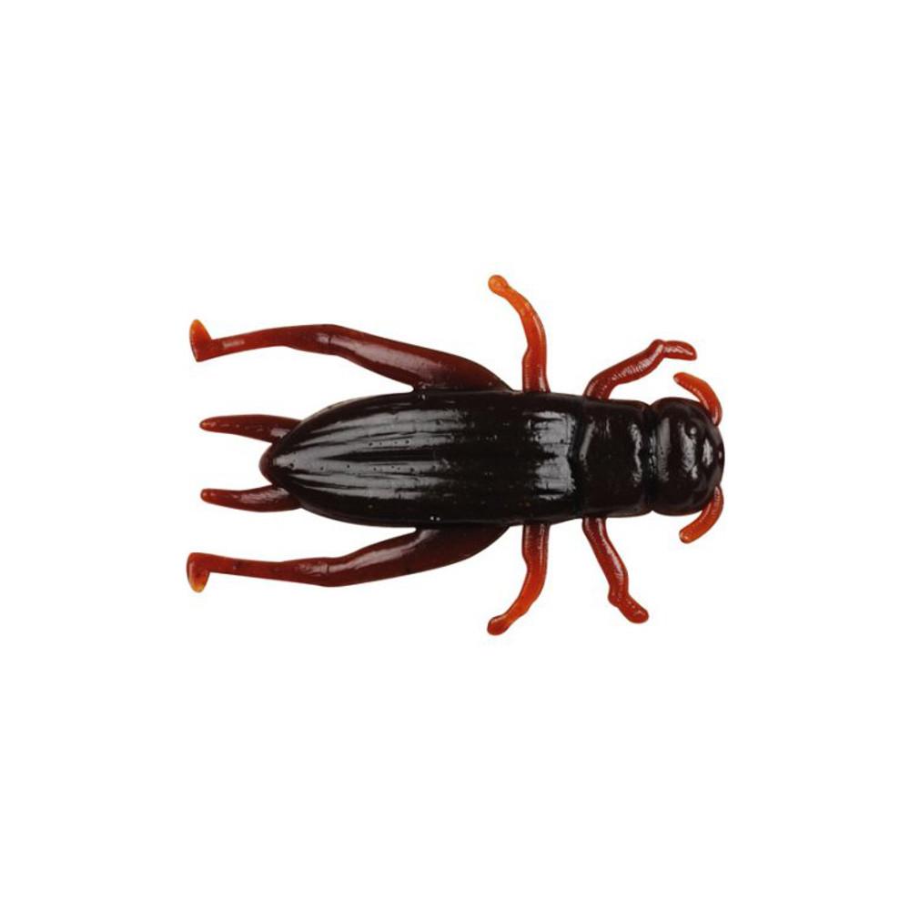 """Brown - Gulp 1"""" Crickets In Jar"""