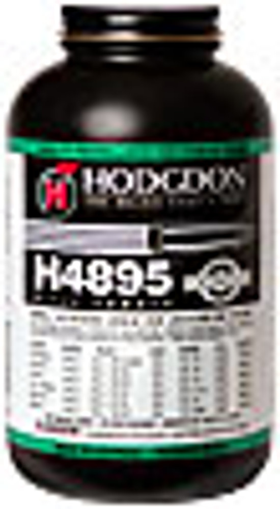 Hodgdon H4895 Rifle Powder, 1 lb
