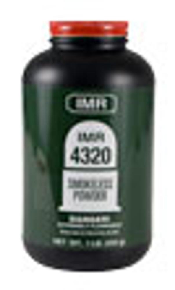IMR 4320 Rifle Powder, 1 lb
