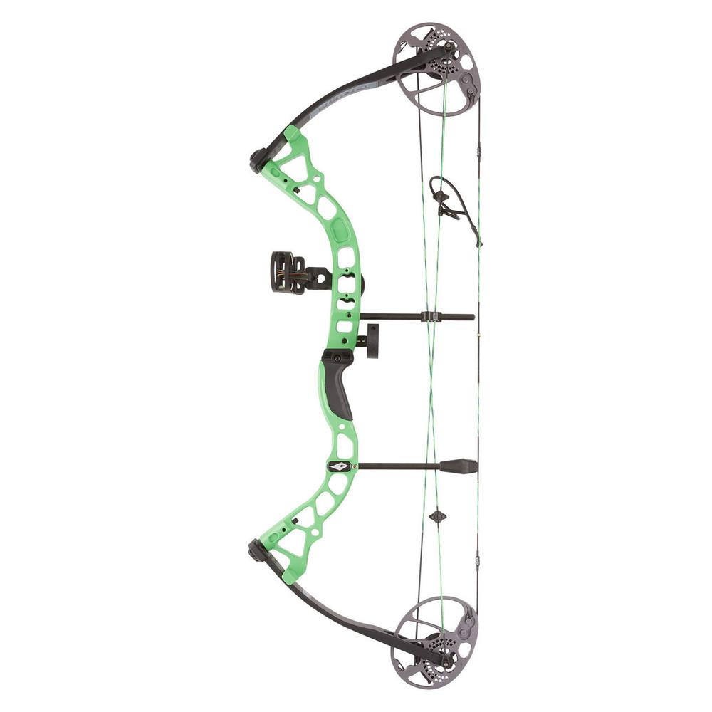 Diamond Archery Prism Bow, RH, 5-55#, Package