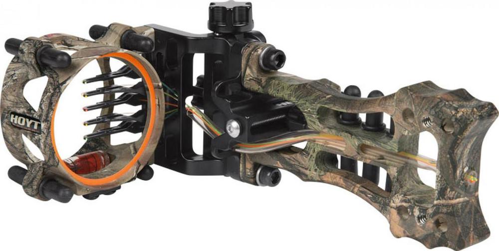 Hoyt Pro Series Sight, Micro 5 Pin, RT XTRA