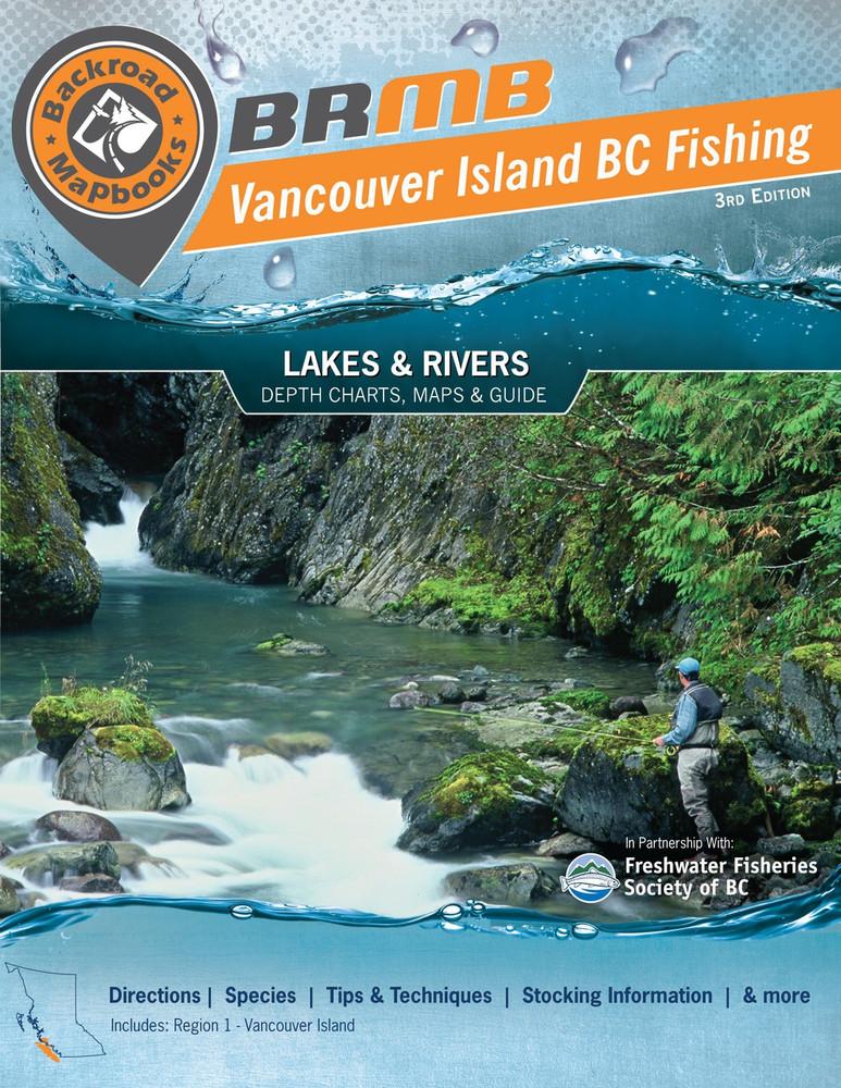 BRMB Fishing Mapbook
