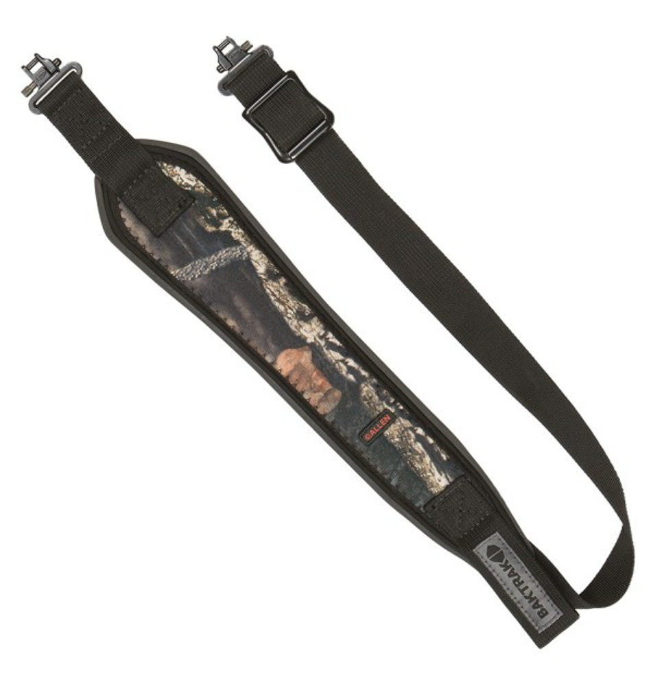 Allen Baktrak Flex Rifle Sling, with Swivels