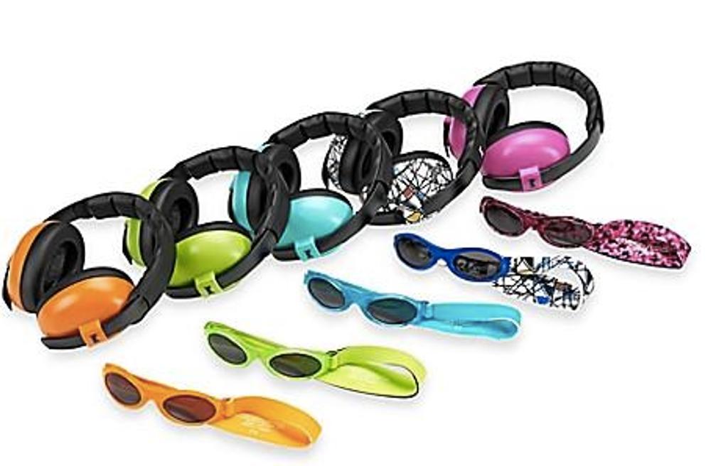 KidCentral Banz Mini Earmuffs Protection Set