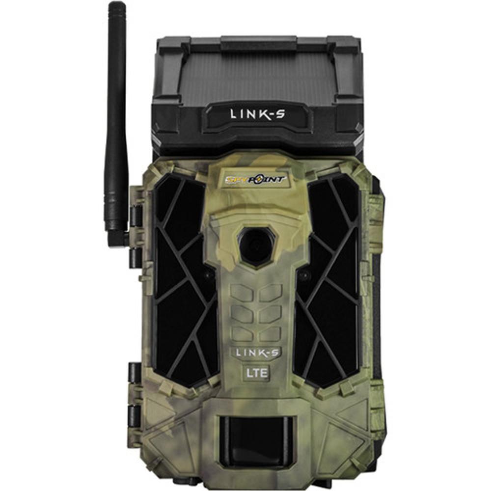 SpyPoint Link-S Solar Cellular Trail Camera