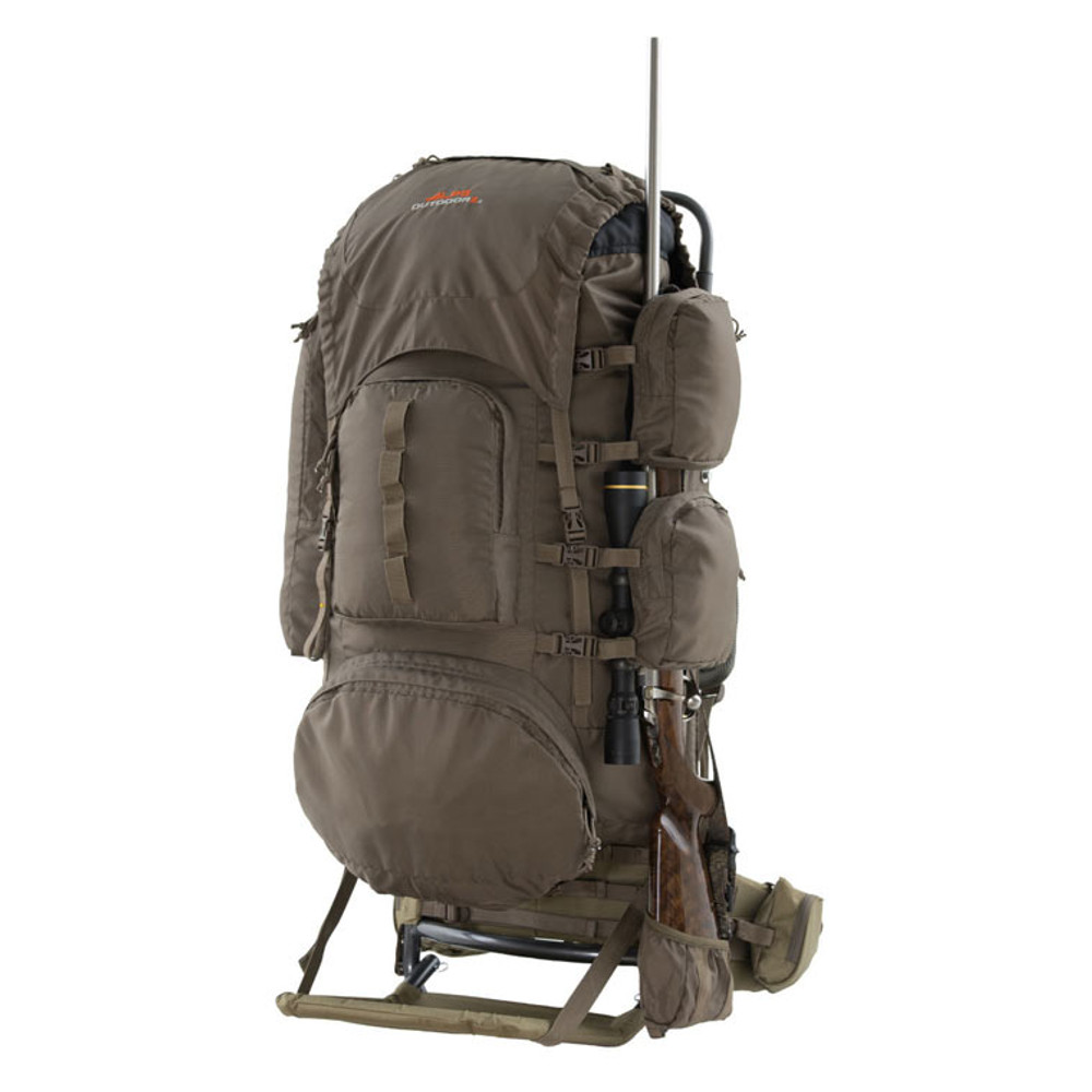 Alps Commander Pack Bag and Frame