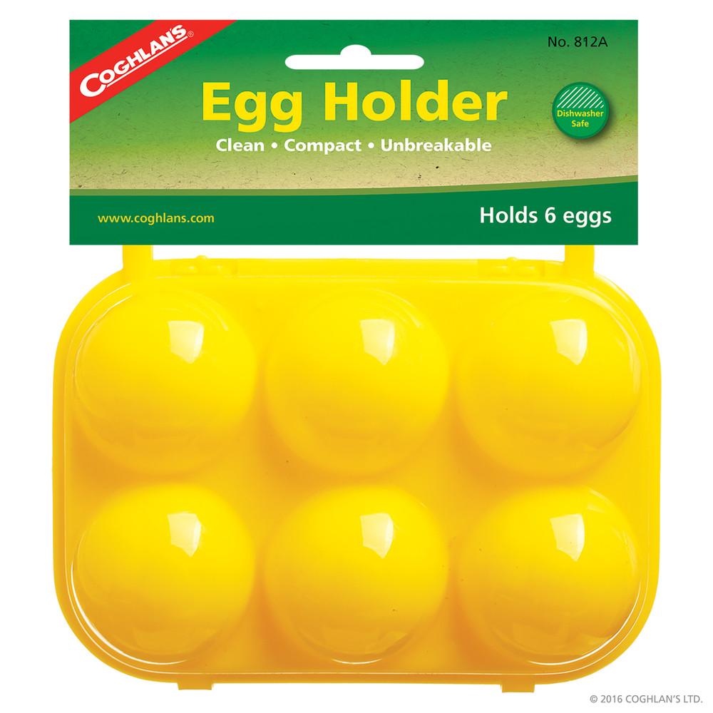 Coghlans Egg Holder, 1/2 Dozen