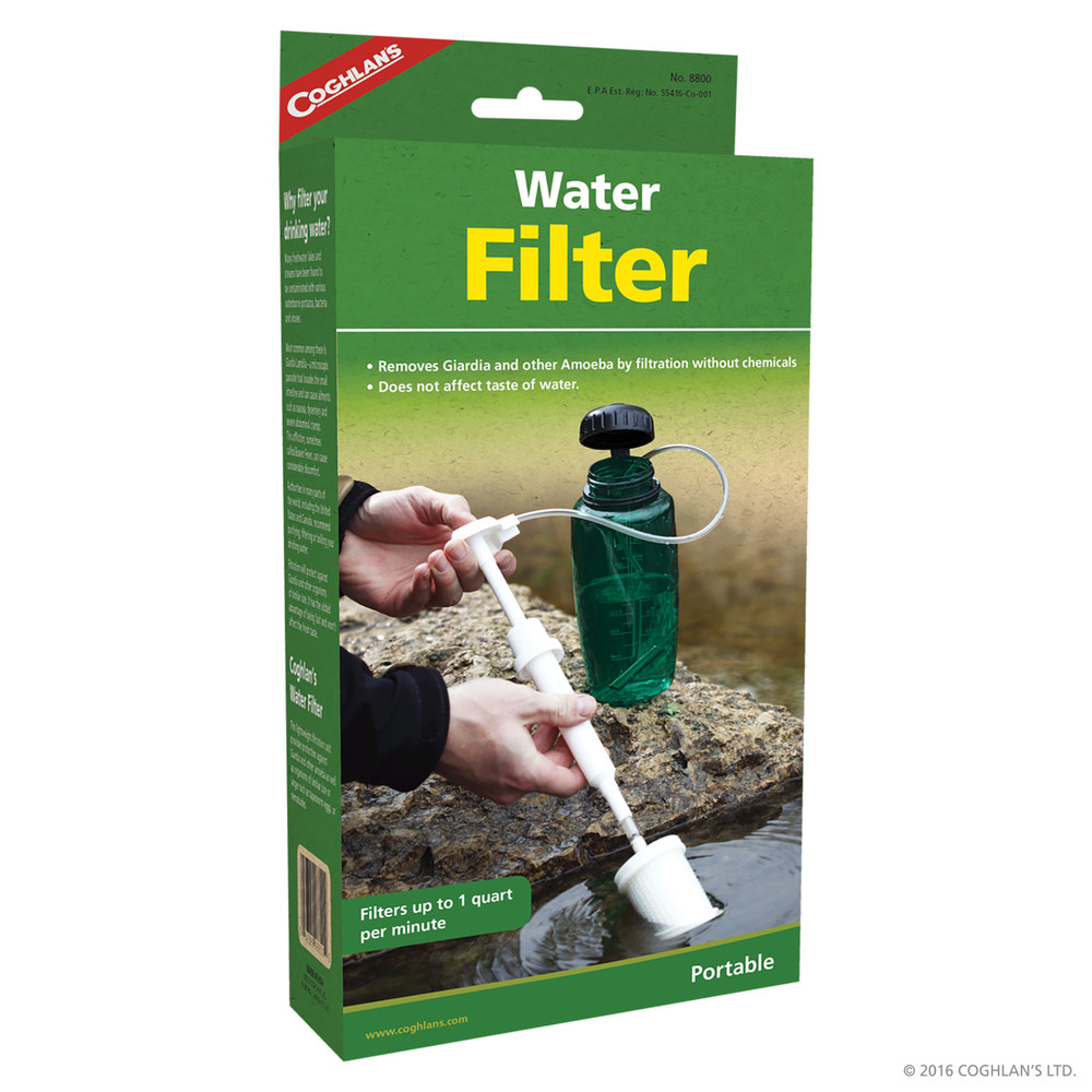 Coghlans Water Filter