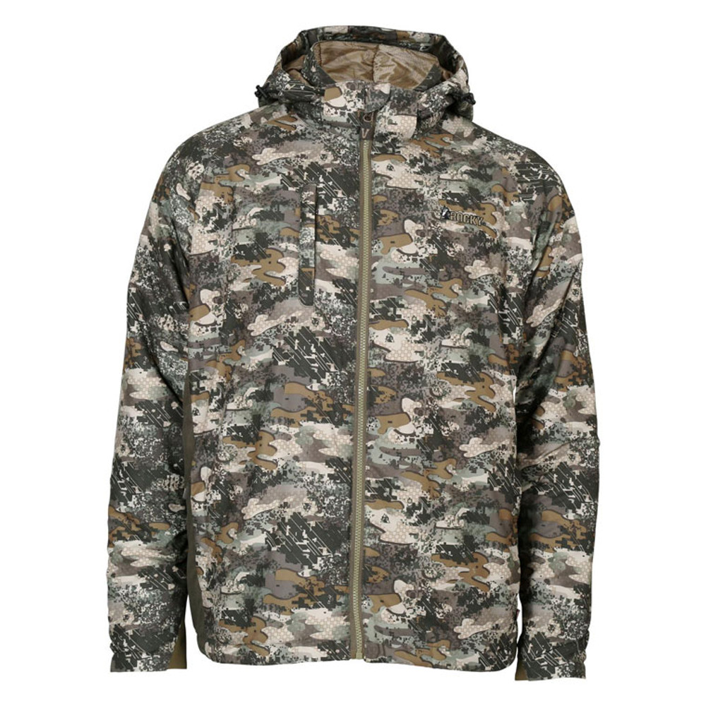 Rocky Venator Camo Insulated Packable Jacket - Front View
