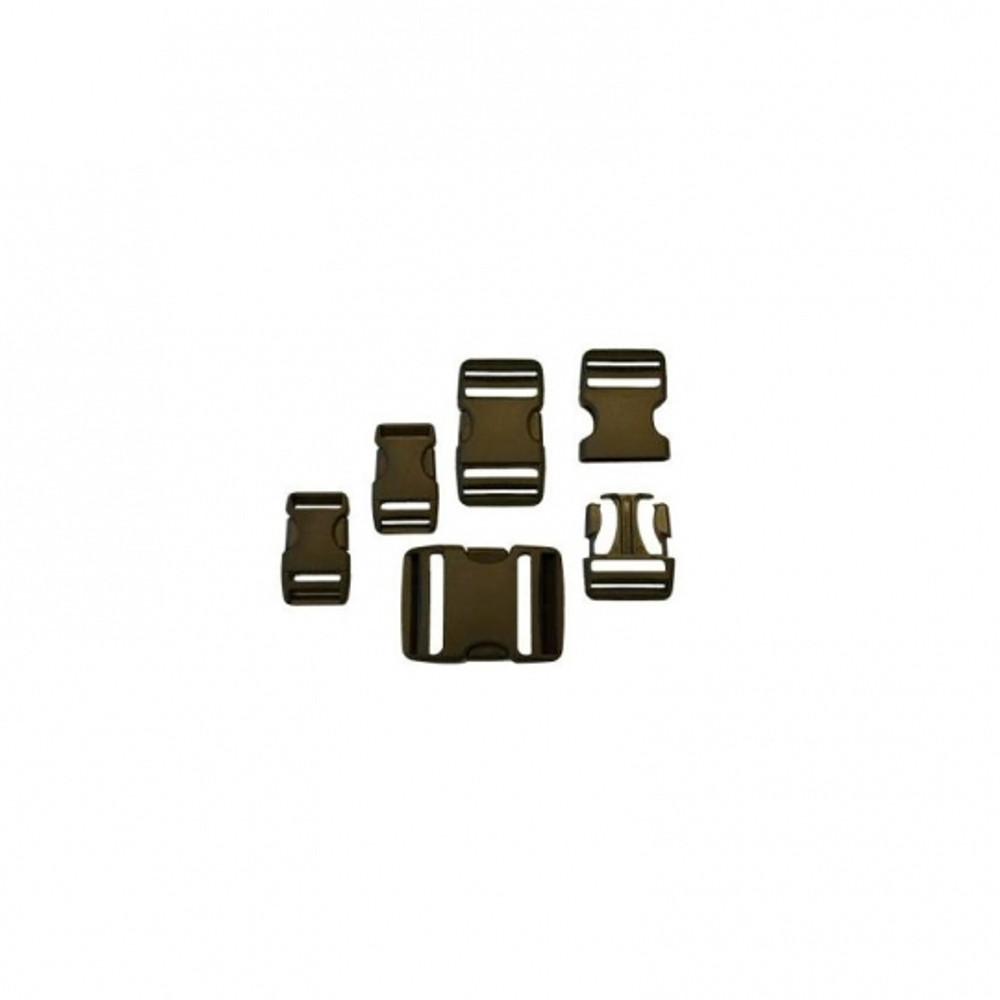 Eberlestock Spare Buckle Set, Stealth 5 Pack