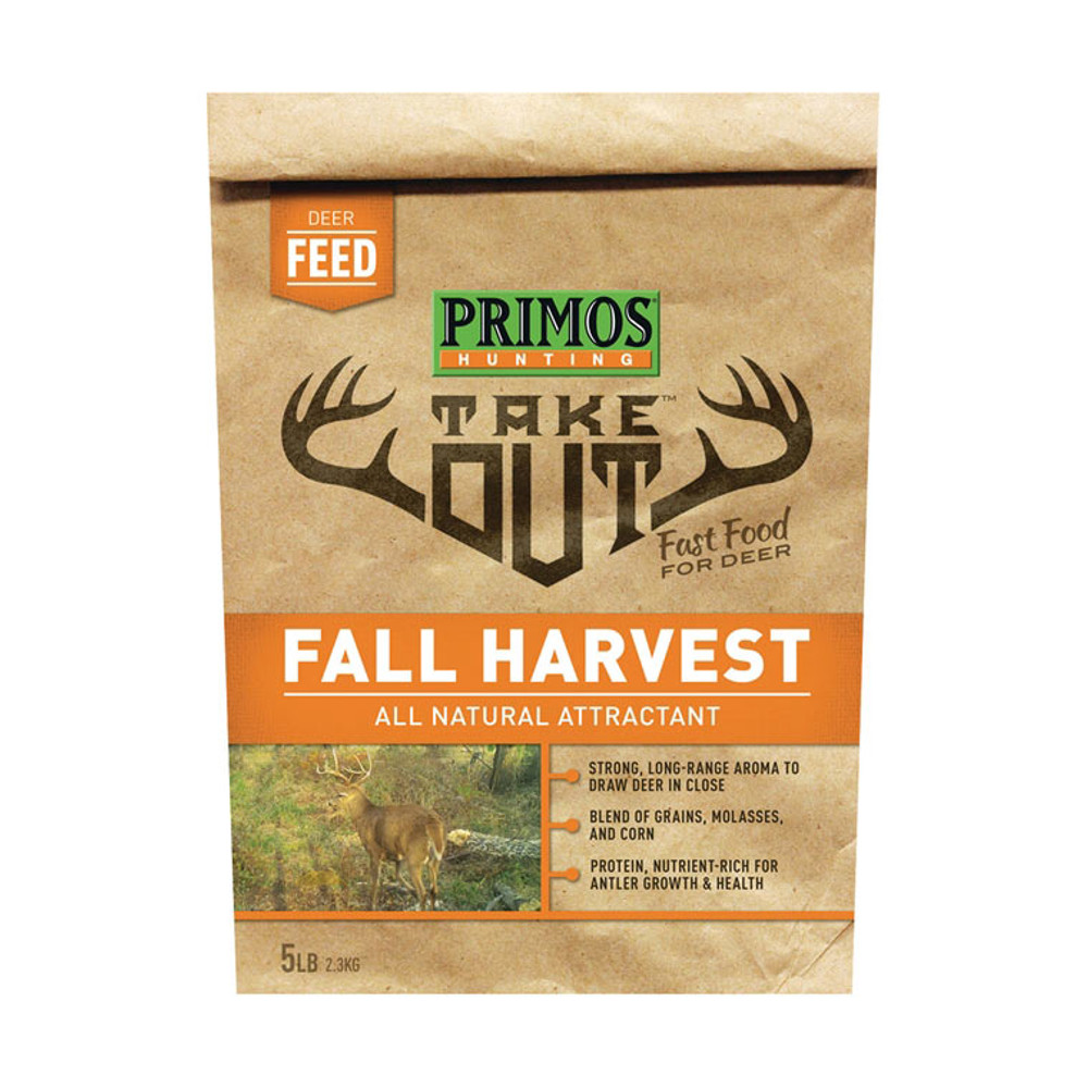 Primos Take Out Fall Harvest Deer Attractant, 5 lb