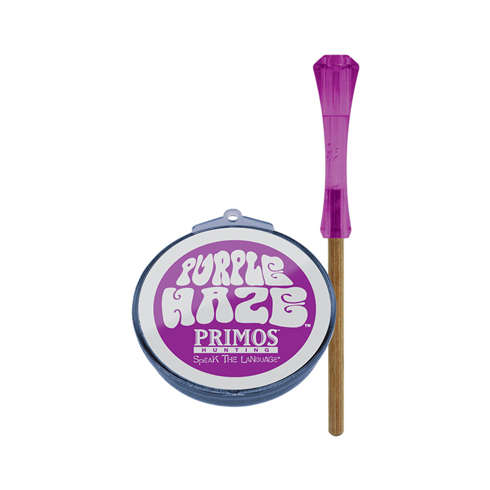 Primos Purple Haze Trap Slate Turkey Call