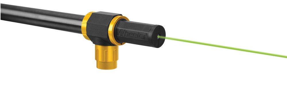 Wheeler Professional Laser Bore Sighter, Green