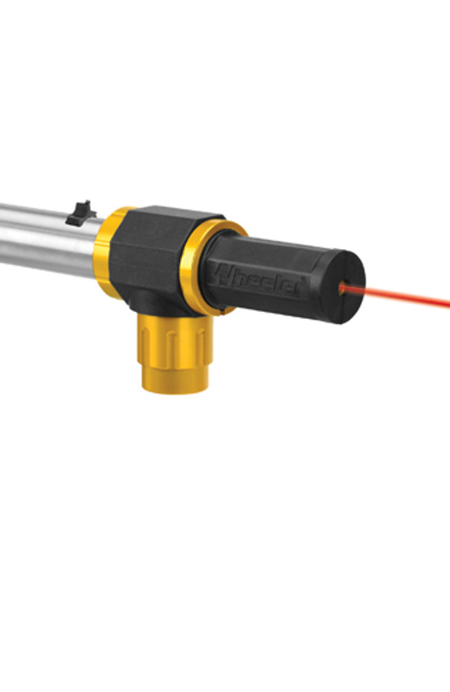 Wheeler Professional Laser Bore Sighter, Red