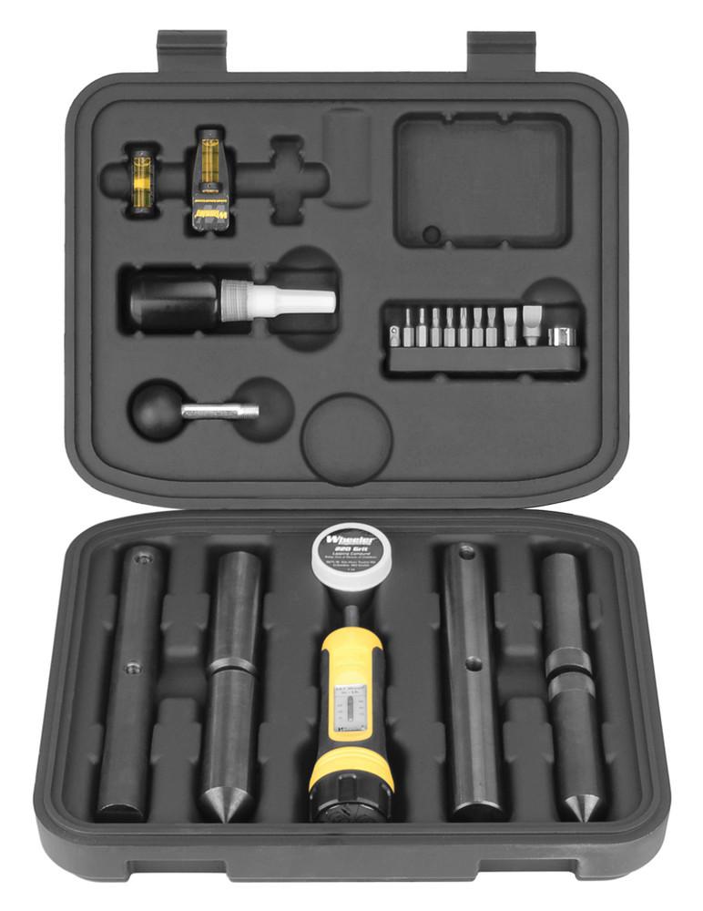Wheeler Professional Scope Mounting Kit Combo