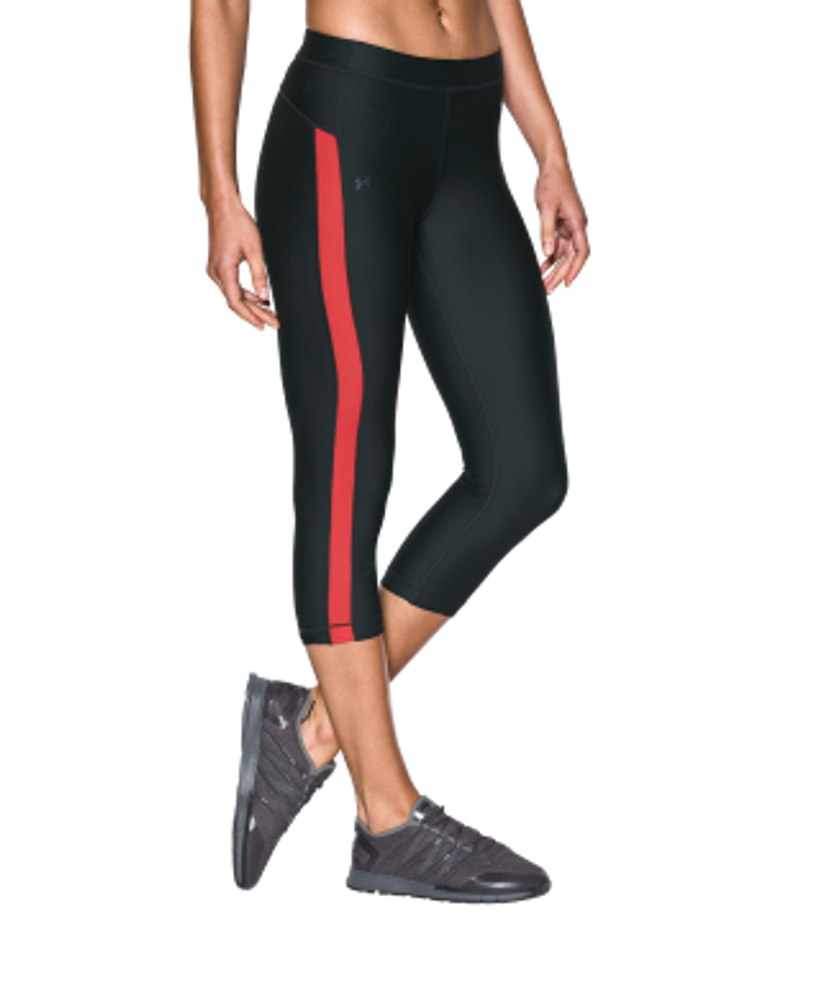 UA Womens HG CoolSwitch Capris