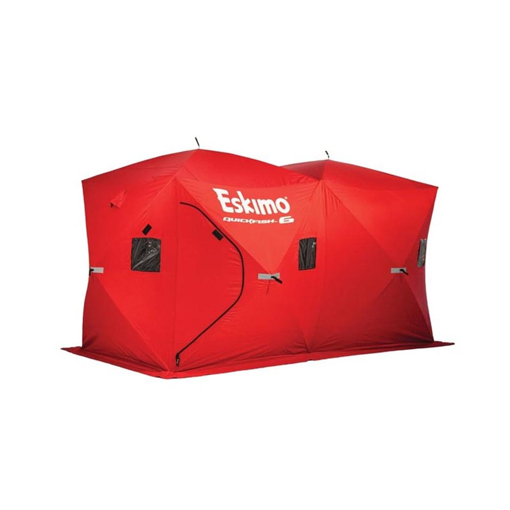 Eskimo QuickFish 6 - Pop-up Ice Hut