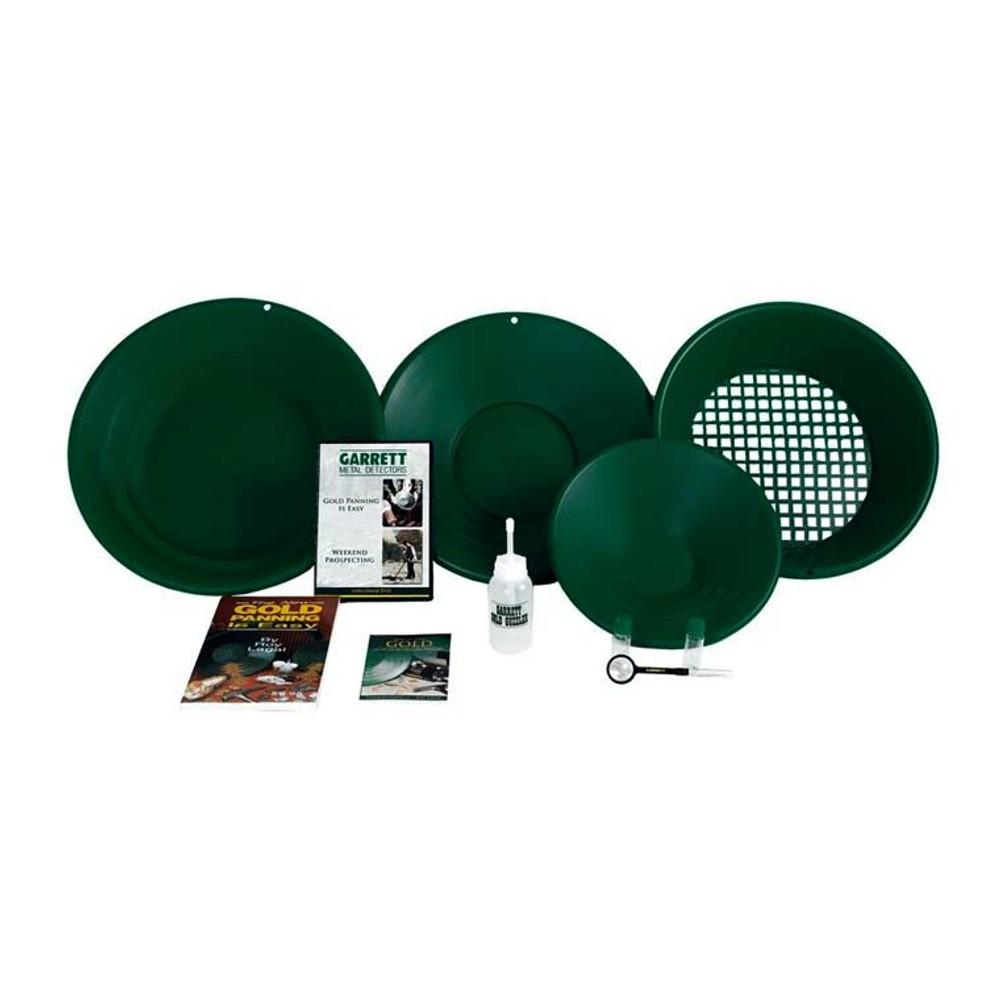 Garrett Deluxe Gravity Trap Gold Panning Kit